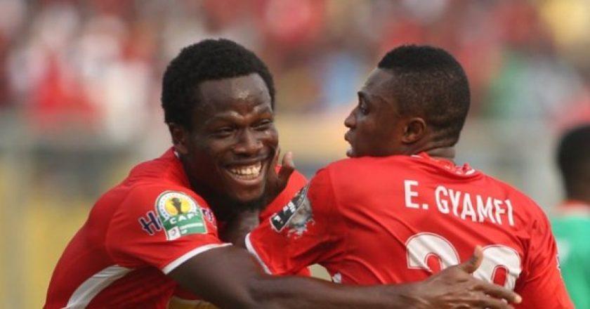 Special Competition: Kotoko 2-0 Ashgold: Fatawu's brace end Miners unbeaten run