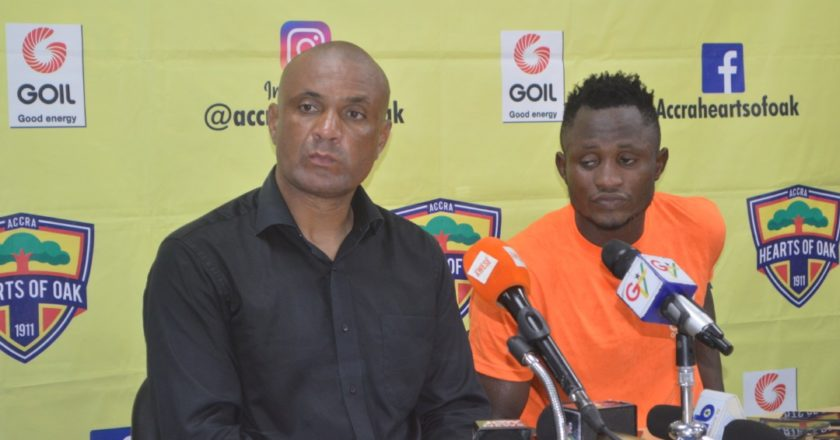 Kim Grant delighted after important win against Ebusua Dwarfs