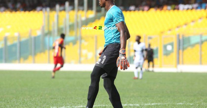 Richmond Ayi returns for Hearts ahead of WAFA clash