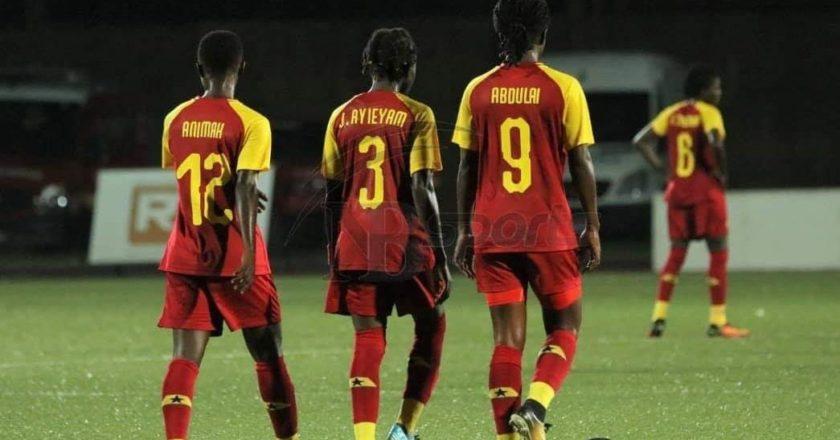WAFU Women's Cup: Ghana Black Queens demolish Togo