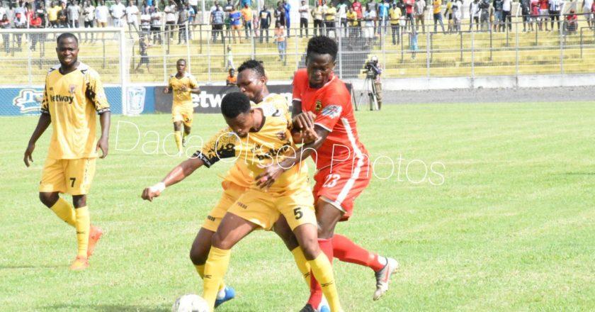 Asante Kotoko accused of bribing match officials
