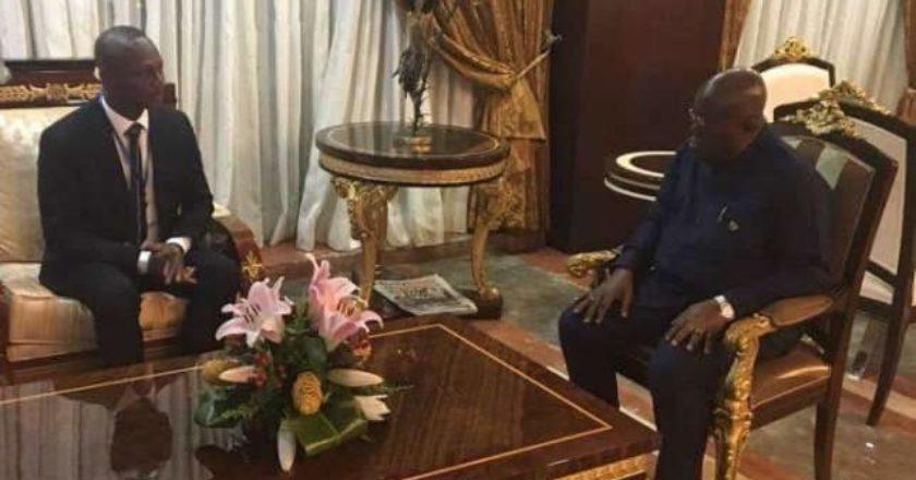 President Nana Akufo-Addo pleads with Asamoah Gyan to reconsider Black Stars retirement