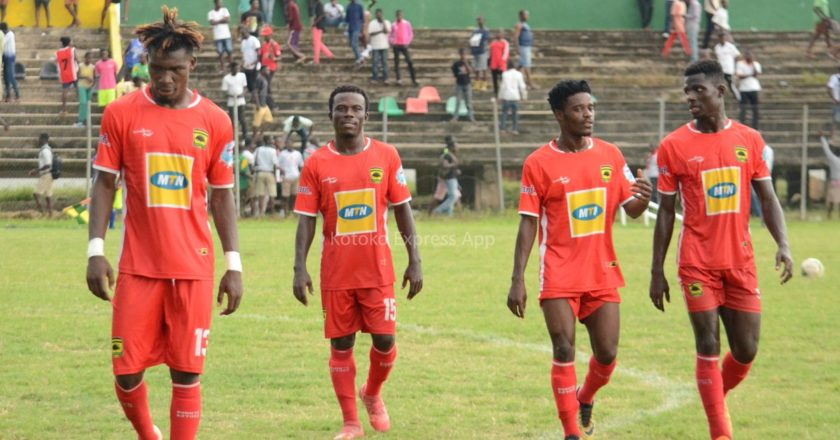 Special Competition: Asante Kotoko qualify for semis despite draw against Aduana