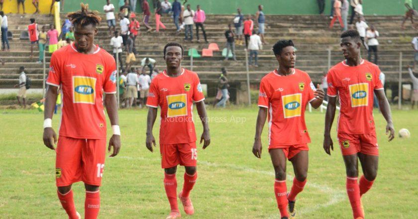 Special Competition: Asante Kotoko qualify for semis despite draw against Aduana