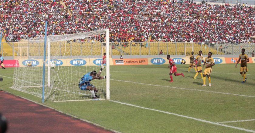 Asante Kotoko beat Asec Mimosas to lift MTN Otumfuo Cup