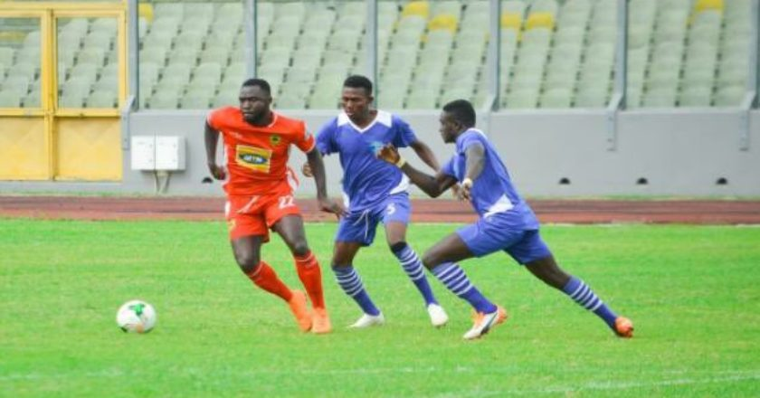 Asante Kotoko fans want more from Dany Zabo Teguy