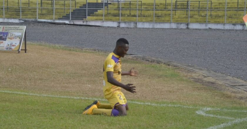 Special Competition: Medeama beat Berekum Chelsea to go top of Zone A table