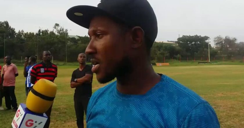 Liberty coach Reginald Asante pleased with draw against Dreams FC
