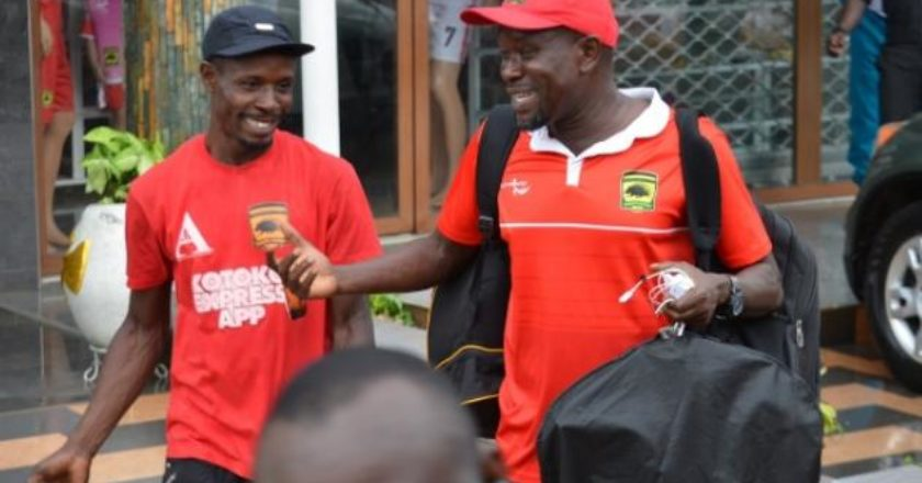 CK Akonnor to reject Technical Director role at Asante Kotoko