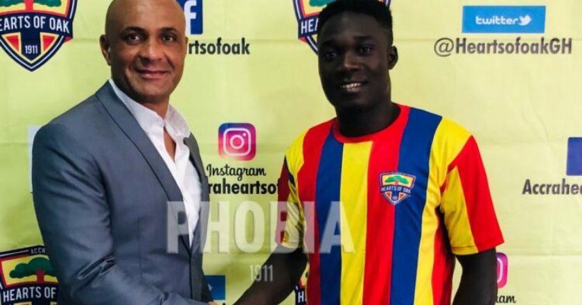 Dominic Eshun ordered to return to Karela United