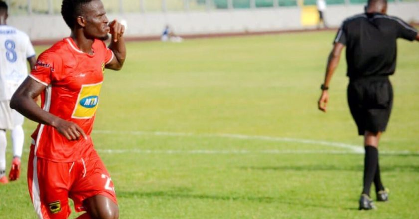 OFFICIAL: Kotoko recall Abdul Fatawu from Sweden