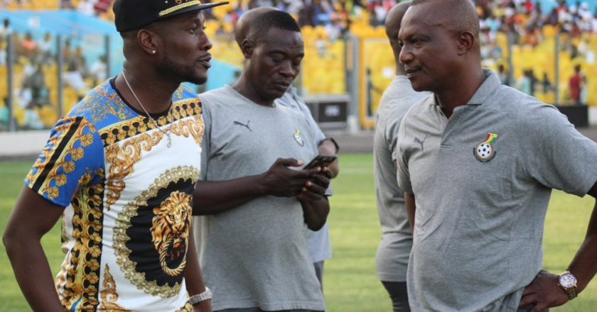 Breaking: Asamoah Gyan returns to Black Stars; available for AFCON selection