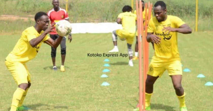 Asante Kotoko duo Stephen Nyarko and Collins Ameyaw fit for Bechem clash
