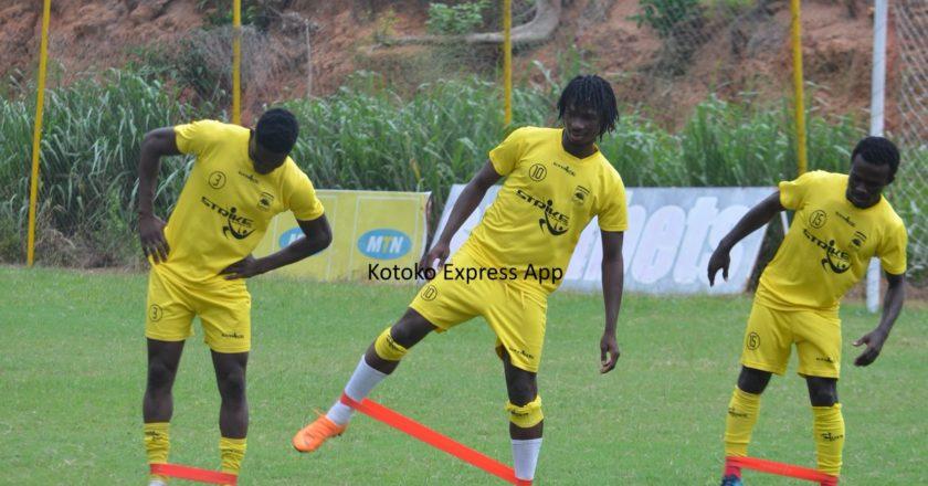 Asante Kotoko injury and team update ahead of Aduana clash