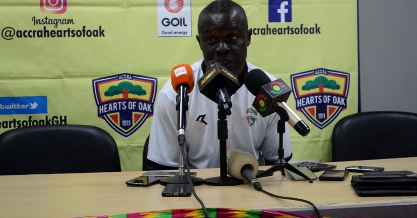 The referee gifted Hearts the penalty - Karela Coach Johnson Smith