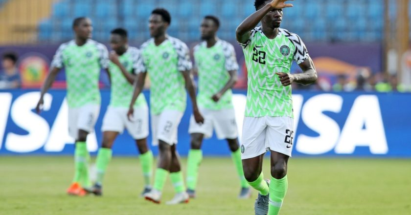 AFCON 2019: Algeria vs Nigeria | Watch Along Live