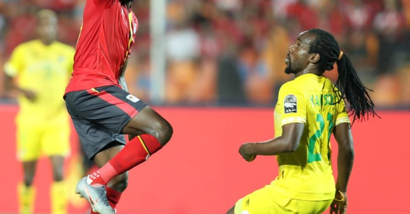 WATCH: AFCON 2019: Uganda 1-1 Zimbabwe | Goals and Highlights