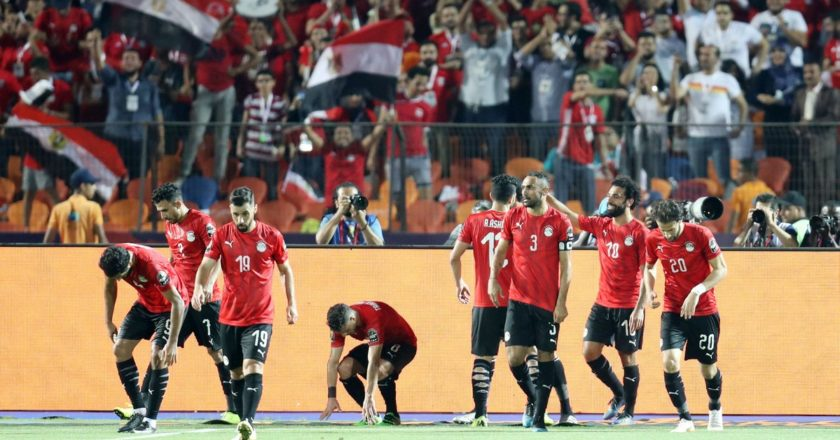 WATCH: AFCON 2019: Egypt 2-0 DR Congo | Goals and Highlights