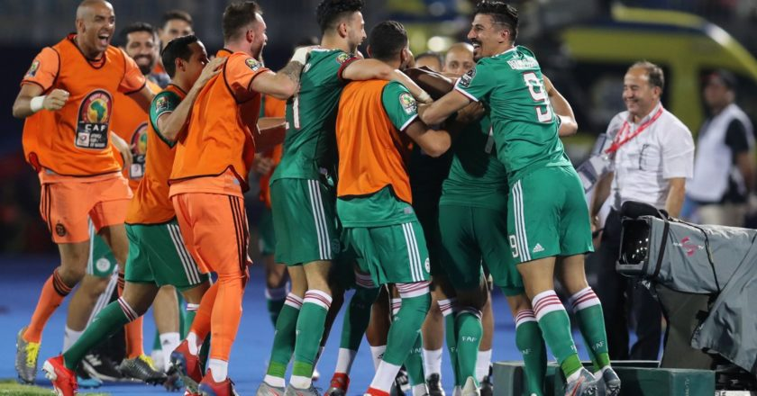 WATCH: AFCON 2019: Senegal 0-1 Algeria | Goals and Highlights
