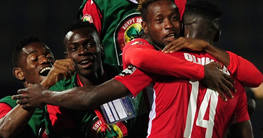 WATCH: AFCON 2019: Tanzania 2-3 Kenya | Goals and Highlights