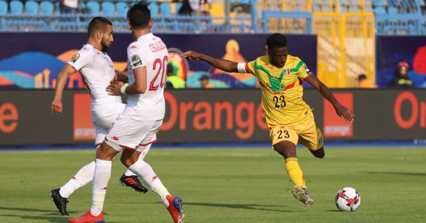 WATCH: AFCON 2019: Tunisia 1-1 Mali | Goals and Highlights