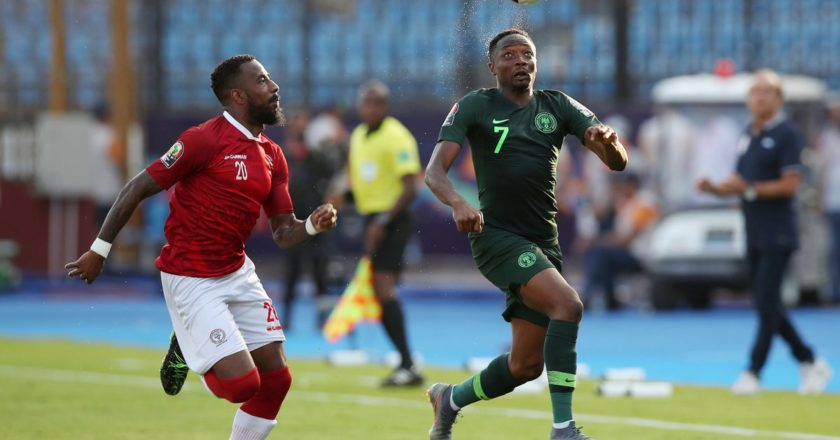 WATCH: AFCON 2019: Madagascar 2-0 Nigeria | Goals and Highlights