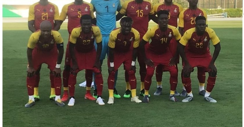 Ghana in talks to play African champions Algeria in friendly next month