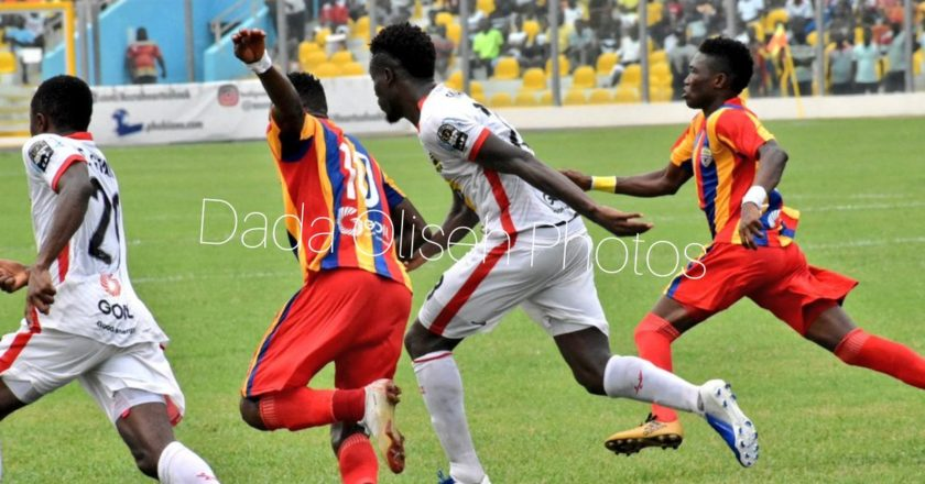Asante Kotoko to play Hearts of Oak in Presidential Cup