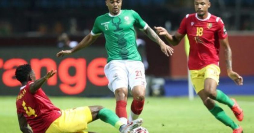 Madagascar earned a vital point in their AFCON debut