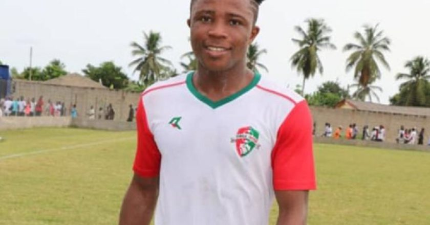 Karela United name their price for talented striker Diawisie Taylor