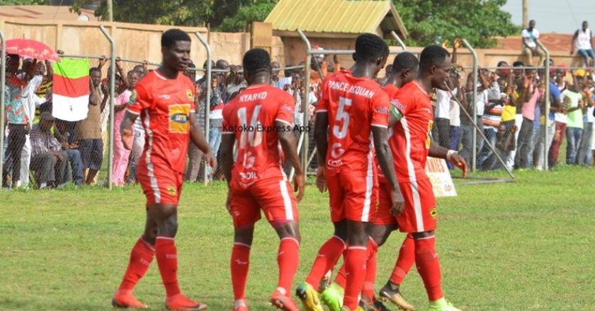 Asante Kotoko to play Rahimo FC in a friendly game