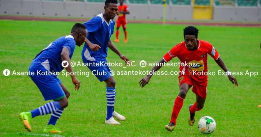 Special Competition: Asante Kotoko beat Berekum Arsenal to reach Tier-two semifinals