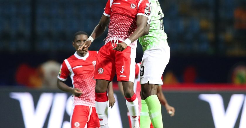 AFCON 2019: Odion Ighalo on target as Nigeria beat Burundi