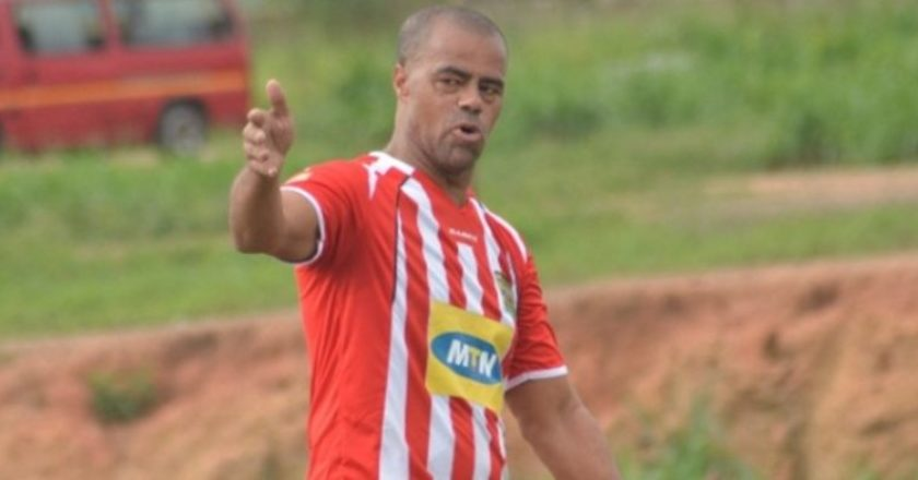 Ex-Kotoko coach Steve Polack Advises club to improve squad ahead of CAF Champions League