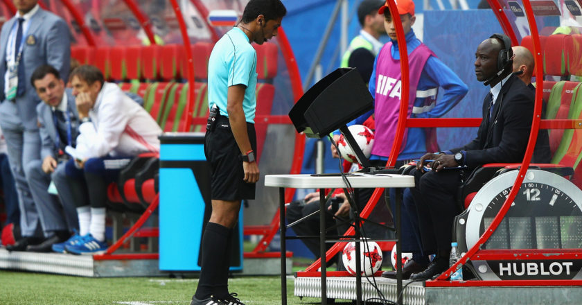 CAF President reveals when VAR will be used in AFCON 2019