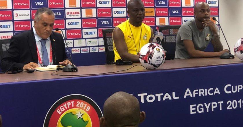 We will beat any team in the last 16 - Ghana coach Kwesi Appiah