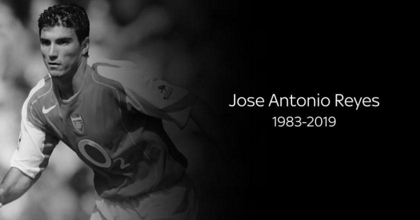 Former Arsenal and Sevilla forward Jose Antonio Reyes dies in car accident