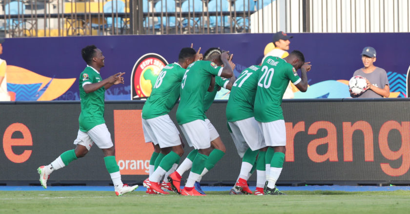 AFCON 2019: Madagascar 1-0 Burundi | Goal and Highlights