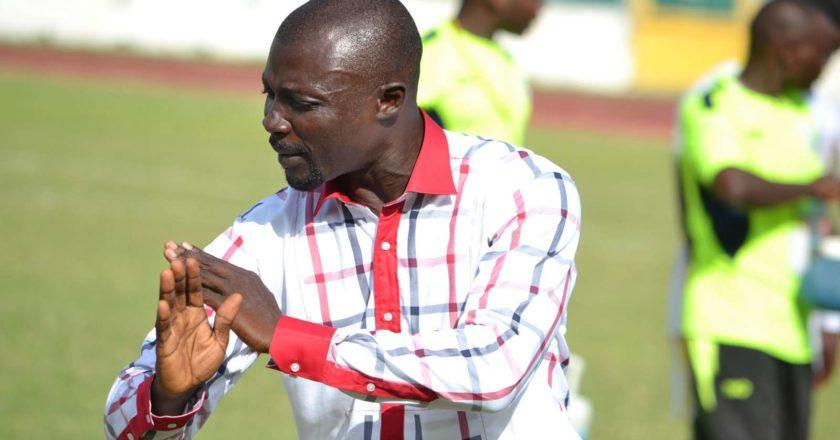 Techiman Eleven Wonders coach Enos Kwame Adipah resigns