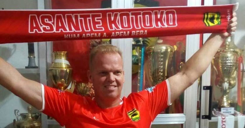 I don't need Richard Djodi at Kotoko - Kjetil Zachariassen