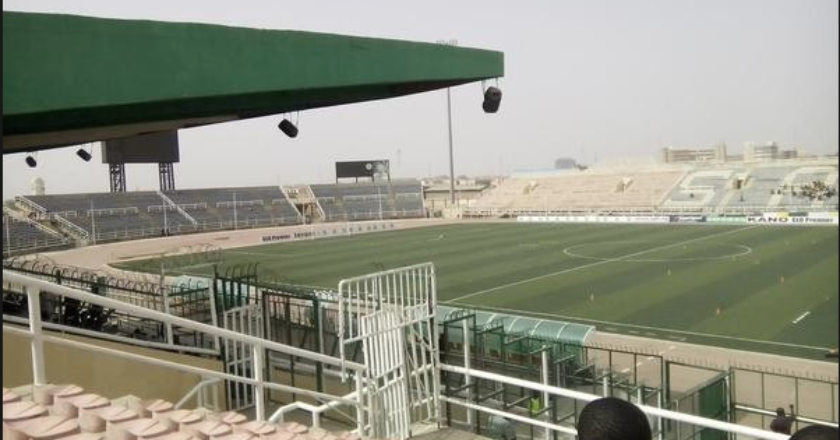Kano FA suspends matches at Kano Pillars Sani Abacha stadium weeks before Kotoko clash