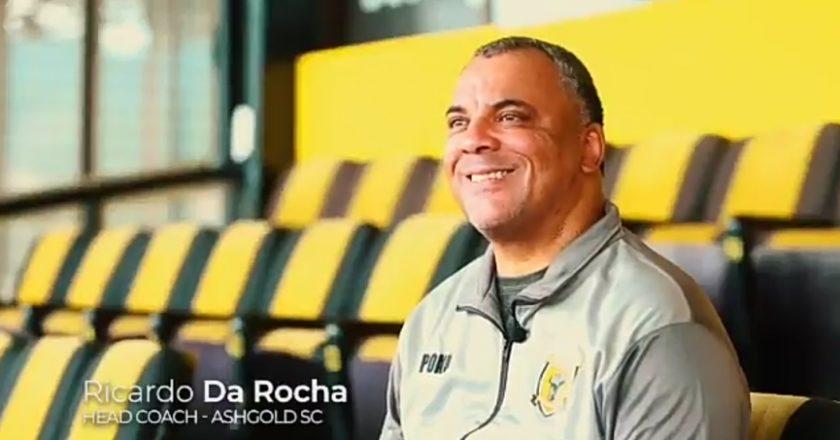 OFFICIAL: Ashantigold unveil new coach Ricardo da Roacha