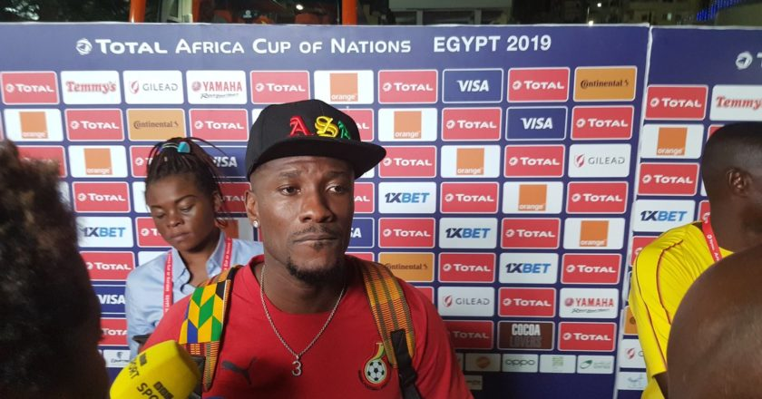 This could be my last Africa Cup of Nations - Asamoah Gyan