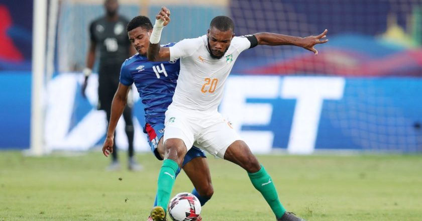 WATCH: AFCON 2019: Namibia 1-4 Cote d'Ivoire| Goals and Highlights