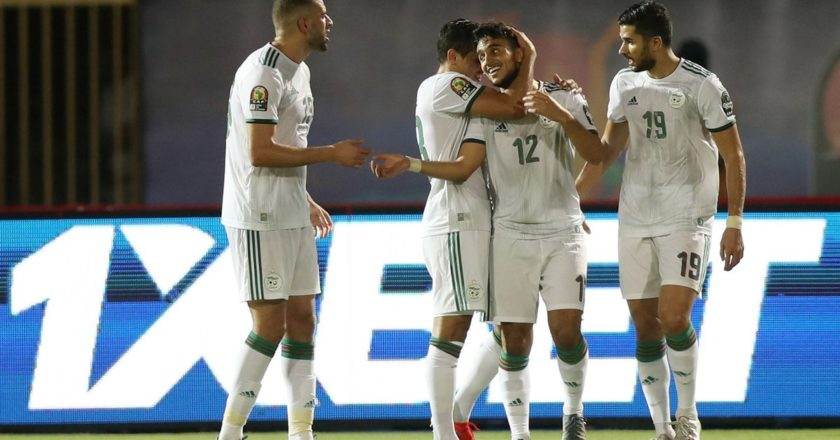 WATCH: AFCON 2019: Tanzania 0-3 Algeria | Goals and Highlights