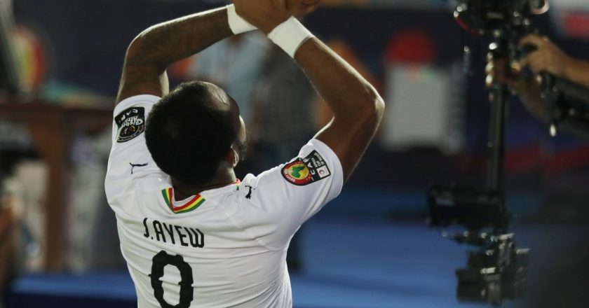 AFCON 2019: Ghana beat Guinea-Bissau to qualify for next round