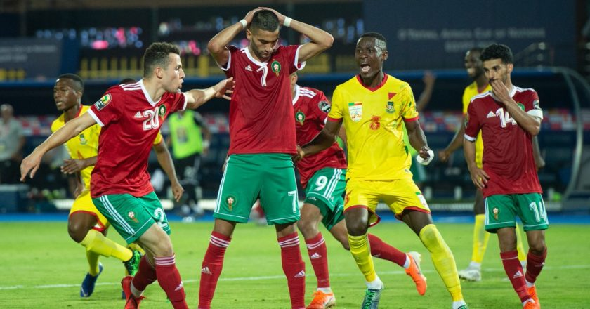 WATCH: AFCON 2019: Benin stun Morocco to reach quarter-finals | Goals and Highlights