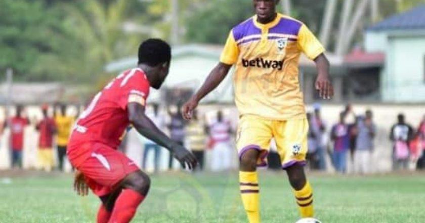Breaking: Medeama defender Bright Enchil joins Asante Kotoko