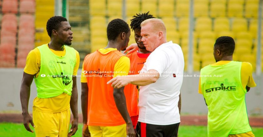 Kjetil Zachariassen make $12,150 demand from Asante Kotoko