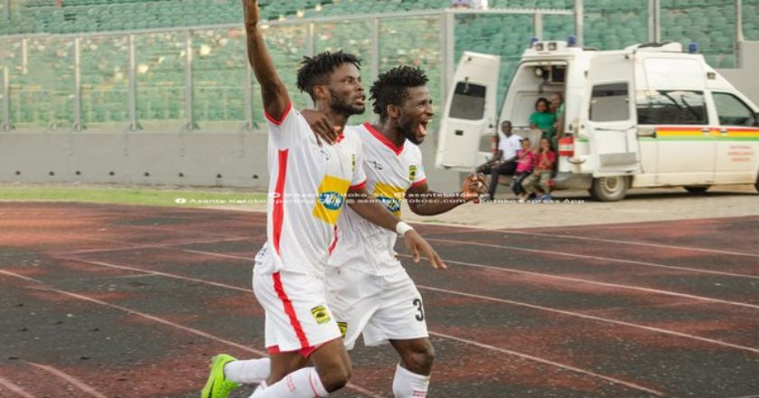 Asante Kotoko to play SO Armee of Côte d'Ivoire in friendly game